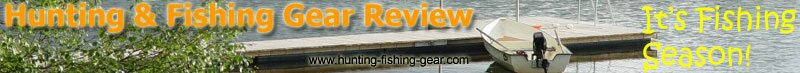 Online reviews of hunting gear and fishing gear including user reviews of fishing tackle, hunting gear and gps.